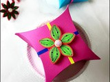 How to Make a Gift Box Out of Craft Paper - diy Origami Gift Ideas