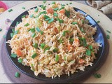 How To Make Eggless Vegetable Fried Rice