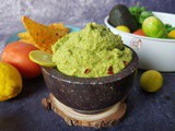 Instant Pot Edamame Avocado Dip | How to Cook Edamame in the Instant Pot