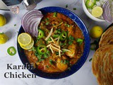 Instant Pot Karahi Chicken | Chicken Kadai | How to Make Chicken Karahi in the Instant Pot