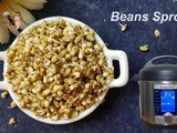 Instant Pot Moth Beans Sprouts: Healthy snacks on the go