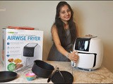 Must Have Kitchen Appliance: GoWise Air Fryer xl 5.8-Quart 8-in-1