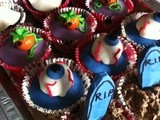 American cup cakes
