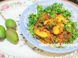 Amtekai Palya /Hog Plum Dry Curry