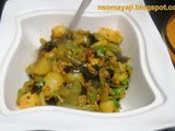 Baby Potatoes & Capsicum Curry
