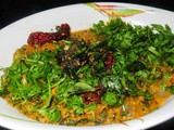 Basale - Bajji Chilli Spicy Curry (Malabar Spinach)