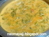 Basale-Dil leaves &Tomato Curry