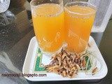 Bimbli /Averrhoa bilimbi & Lemon Grass Juice