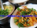 Cauliflower & Potato Dry Curry