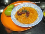 Channa Dal - Mango Fruit Chutney