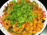 Channa - Sweet Corn Curry