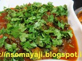 Colocasia Leaves Curry (Kesu Leaves Curry)