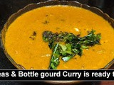 Cow Pea & Bottle Gourd Curry