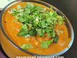 Cow Peas - Mangalore Cucumber Curry /Gasi