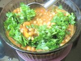 Cowpeas - Tomato Curry