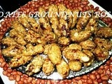 Dates & Groundnuts Roll
