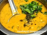 Gulla - Sprouted Moong Curry