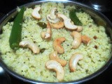 Little Millet Lemon Rice/Same Chitranna