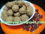 Little Millet & Walnut Laddu