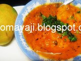 Mango Fruit Curry