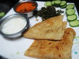 Mixed flour Spicy Chapati