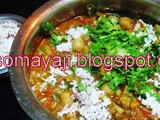 Mixed Pulses & Cluster Beans Curry