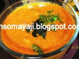 Onion Sambar (Curry)