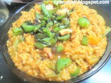 Quick Sambar Rice