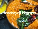 Raw Mango - Carrot - Coconut Chutney