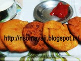 Sweet Potato Kachoris