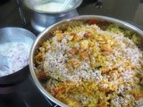 Tomato -Vegetable Rice