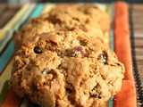 Bacon oatmeal cookies: a recipe