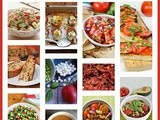 Fresh summer tomato recipes (csa Share Ninja Rescue 2014)
