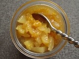 (Nearly) Wordless Wednesday: pear chutney recipe