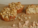 Peanut butter banana oatmeal muffins (from your best girlfriend)
