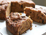Skinny slow cooker peanut butter cup blondies