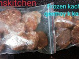 Frozen Kachay qeemay Kay kabab recipe for 4 kg beef mince