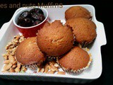 Healthy Dates and Nuts Muffins