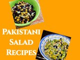 Pakistani Salad Recipes