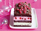 "All Guests Gone Crazy For This ""Celebration Chocolate Ice-Cream Cake"""