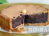No Baking With Only 5 Ingredients Tart – The Best Chocolate Pie