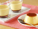 You Don't Have To Be An Expert To Make This Custard Pudding (Crème Caramel)
