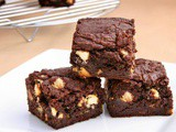 "You Won't Be Able To Resist – ""Walnut Caramel Brownies"""