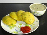 Oats Idli Recipe - breakfast dishes