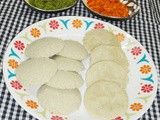 Quinoa idli recipe - How to make idli with quinoa