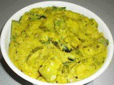 Zucchini dal recipe - Curry for rice and roti
