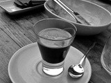 Black Coffee for Black and White Wednesday