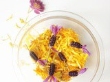 Calendula and lavender face steam for teenagers