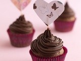 Chocolate Truffle Cupcake, and a cupcake workshop at Taste Matakana