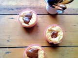 Dulce de leche cupcakes for Sweet New Zealand